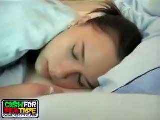 Amateur Homemade Sleeping Teen