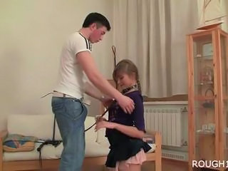Girlfriend Strapon Teen