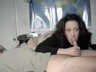 Amateur Blowjob Homemade MILF Wife