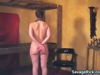 Audreys bdsm Audition 4 by SavageRick