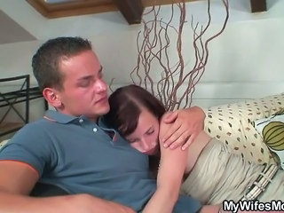 Drunk Teen Wife