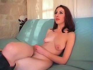 Anal European Strapon Teen