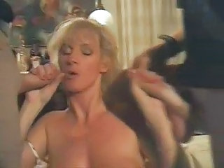 Handjob MILF Swingers Threesome