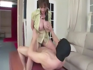 Big Tits Fetish MILF Older Riding