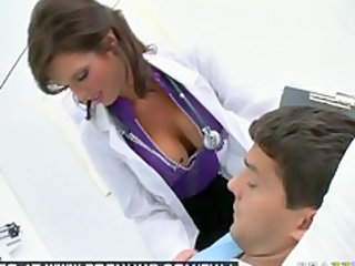 Big Tits Doctor Uniform