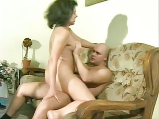 Hairy Mature Riding Vintage