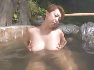 Asian Bathroom Japanese Masturbating Mature Mom