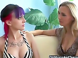 going bad with homosexual woman stepmom