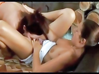 Daughter Lesbian Licking Mature Mom Old and Young Teen