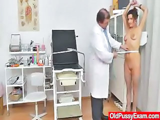 Doctor Mature Older Redhead