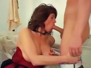 Blowjob Mature Natural