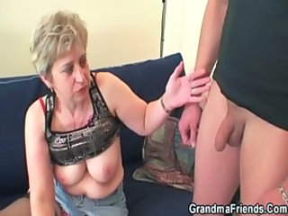 Mom Old and Young Small cock