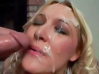 Huge Cumshot Compilation On Pretty Faces