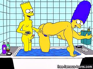 Bart Simpson family sex