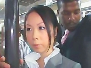Asian Japanese MILF Office Public