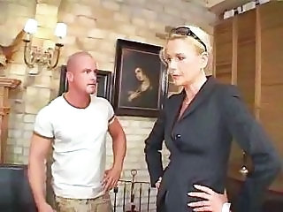 Blonde European German MILF