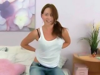 super cute teen fucked in her jeans