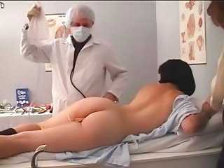 Mother Brings Daughter To Doctors Of Enema