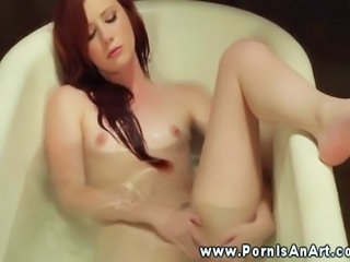 Bathroom Cute Dancing Masturbating Small Tits Solo Teen