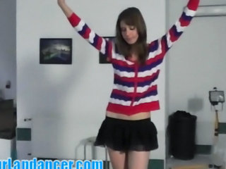 Amateur Skirt Teen