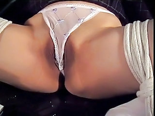 Asian Close up Panty Shaved Teen