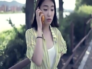Asian Babe Korean Outdoor