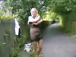 Amateur Cash Girlfriend Outdoor Public Stripper