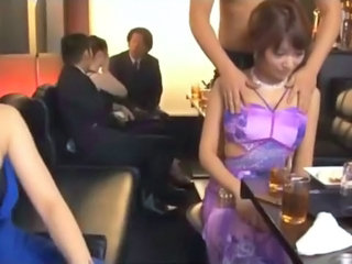 Asian Japanese Party Public Wife