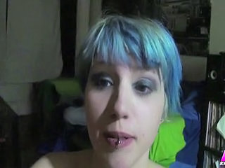 Goth Piercing Teen Webcam