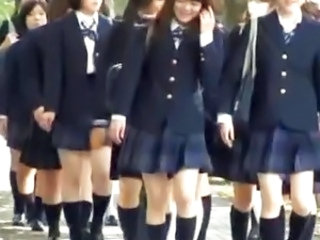 Asian Student Teen Uniform