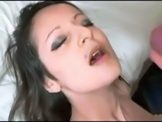 Cumshot Cute Piercing Swallow Teen