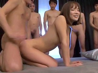 Asian Doggystyle Gangbang Japanese Teen