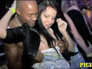 Interracial MILF Party