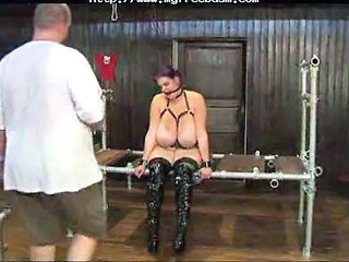 Bdsm Big Tits Tied Up bdsm bondage slave femdom domination