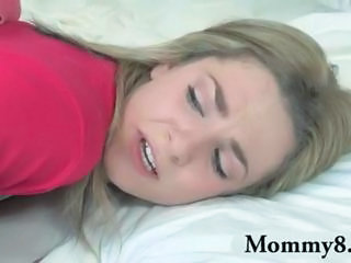 Blonde Daughter Teen