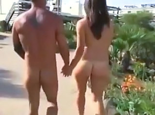 Ass Nudist Outdoor