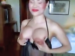 Amateur Asian Chinese Girlfriend Homemade Natural Pov