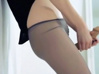Pantyhose Teen Toy