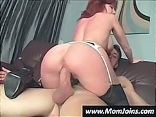 Ass Hardcore MILF Mom Riding Teen