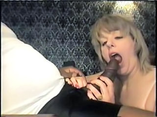 Big cock Blowjob Interracial Mature Wife