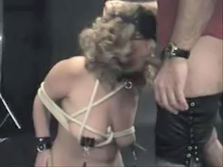 Bondage Fetish Mom Slave