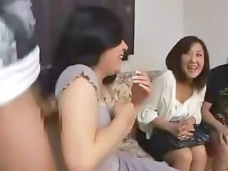 horny oriental lady and her young daughter obtain