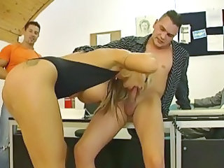 Bisexual Strapon