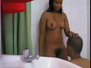 Amateur Girlfriend Homemade Indian Showers