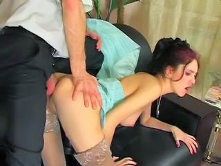 Anal Clothed Doggystyle Hardcore Stockings Teen