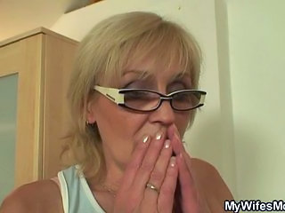 Glasses Granny