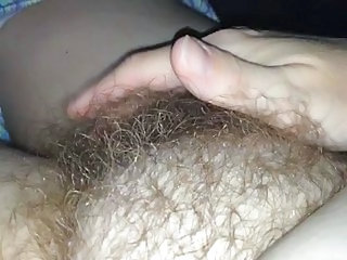Close up Hairy