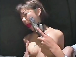 Asian Bukkake Fetish Toy