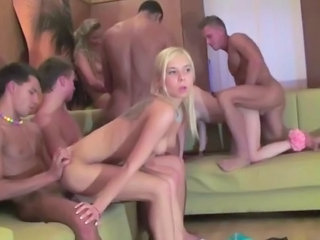 Groupsex Hardcore Orgy Party Teen