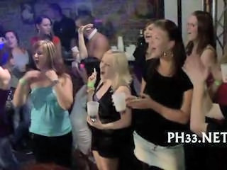 Brunette Dancing Drunk Party Smoking Teen